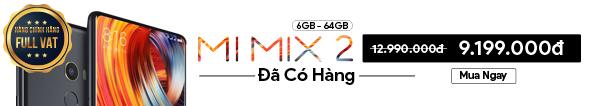 Xiaomi Mi Mix 2 Đã Có Hàng