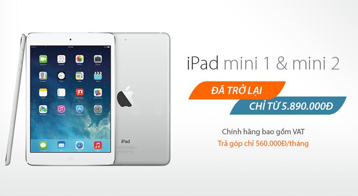 Top iPad mini