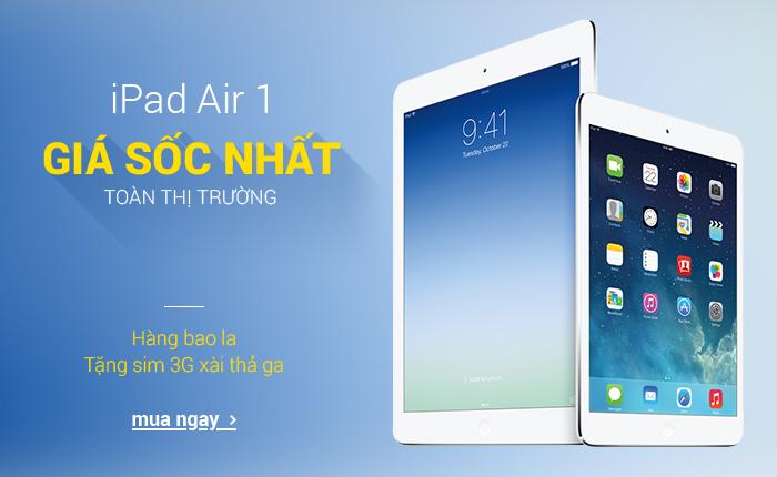 Top iPad Air & mini 2
