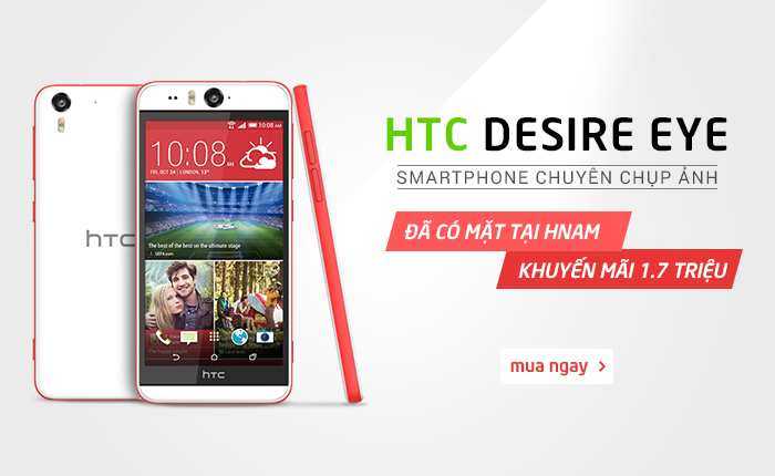 Top HTC Eye
