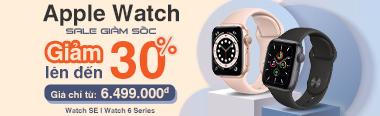 apple watch sale giảm sốc