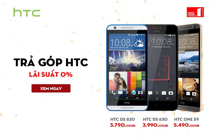 HTC tra gop