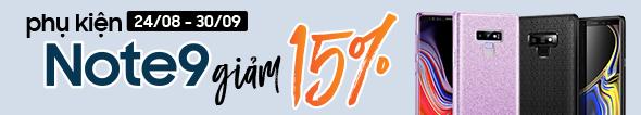 Phụ Kiện Note 9 - giảm 15%
