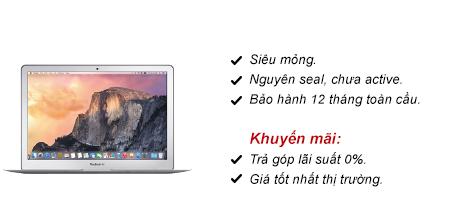 Macbook Air 13.3 inch 2016 128GB MMGF2