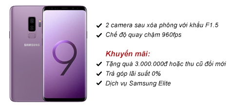 Samsung Galaxy S9 Plus G965 64Gb