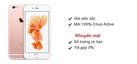 Apple iPhone 6S 16Gb -New 100% chưa Active