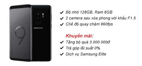 Samsung Galaxy S9 Plus G965 128Gb