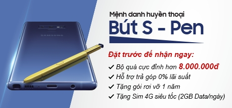 Samsung Galaxy Note 9 128Gb Ram 6Gb