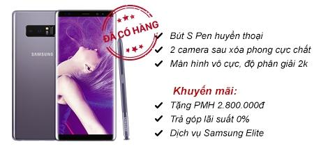 Samsung Galaxy Note 8 N950
