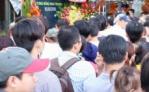 100 điện thoại 99.000đ bán hết trong 10 phút tại Hnam Mobile thứ 14