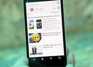 2 smartphone mới của Sharp tại Việt Nam