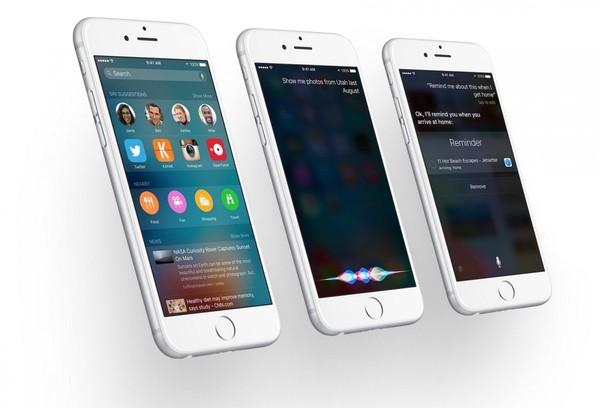 """20 thay đổi lớn nhất """"cập cảng"""" iPhone/ iPad cùng iOS 9"""