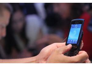 Android soán ngôi vương của BlackBerry tại Mỹ