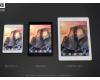 Ảnh dựng iPad Pro 12 inch đọ dáng iPad Air 2