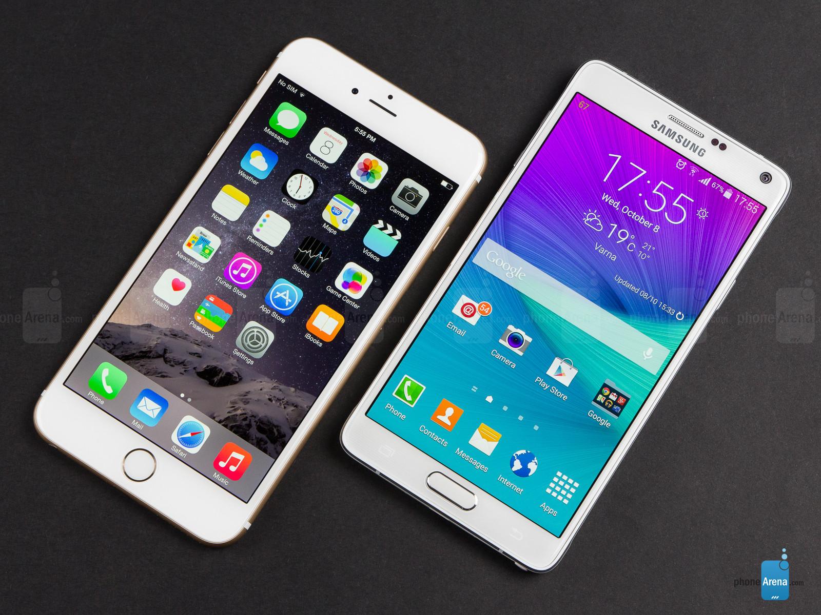 Apple có thể giành ngôi vị số một về smartphone từ Samsung