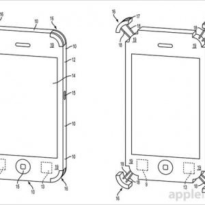 Apple sáng chế công nghệ chống rơi vỡ mới