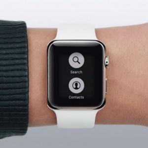 Apple Watch đón nhận bản cập nhật lớn đầu tiên