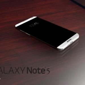 Bản thiết kế Samsung Galaxy Note 5 có thể khiến Apple lo lắng