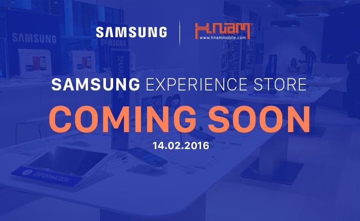 Bắt tay Samsung, Hnam Mobile mở Samsung Experience Store tại SC VivoCity