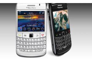 BlackBerry Bold 9700 phiên bản màu trắng