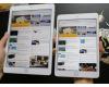 Bộ đôi iPad Air 2 và iPad Mini 3 đọ dáng