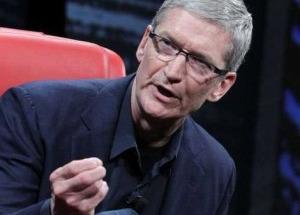 CEO Apple thích thiết bị đeo tay hơn kính Google Glass
