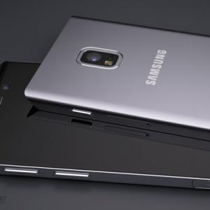 Chán cong hai bên, Samsung làm điện thoại cong... chỗ khác