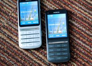 Chiếc Nokia C3 thứ hai lên kệ