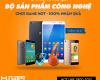 Chơi game HOT - 100% nhận quà tại Hnam Mobile thứ 12