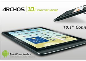 Cuối năm, xả hàng tồn kho máy tính bảng Archos tại Hnam Mobile