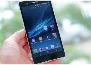 Đánh giá điện thoại Full HD chống nước Sony Xperia Z
