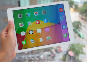 Đánh giá iPad Air - tablet 10 inch hoàn hảo