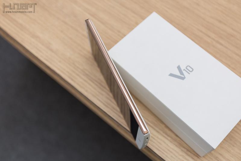 Đánh giá LG V10 - Thiết kế đột phá, 2 màn hình, chụp ảnh đẹp nhất hiện nay