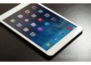 Đầu năm sau doanh số iPad Mini Retina sẽ tăng gấp đôi