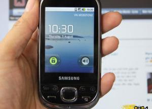 Di động Android Samsung giá 4,5 triệu
