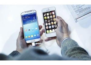Điện thoại Galaxy dễ dùng hơn so với iPhone
