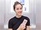 Diễn viên Diệp Bảo Ngọc, mua iPhone 6S Rose, tháng 9/2015