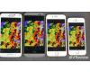 Đọ màn hình iPhone 6 với iPhone 5s, HTC One M8 và Galaxy S5