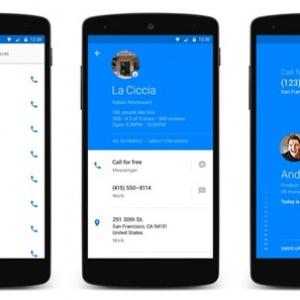 Facebook Hello - ứng dụng gọi điện thông minh