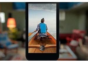 Facebook trình làng Home cùng điện thoại HTC First