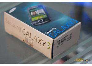 Galaxy 3 chính hãng giá hơn 5 triệu - i5800