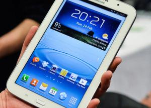 Galaxy Note 8.0 có bản cập nhật Android 4.2.2