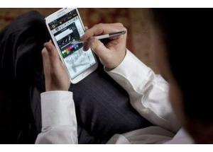 Galaxy Note II tiếp tục thu hút giới công nghệ