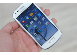 Galaxy S III Mini tới Việt Nam tháng sau, giá 8 triệu đồng