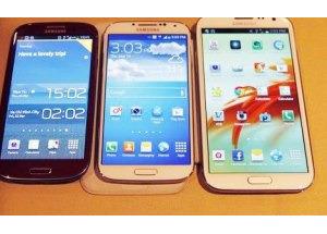 Galaxy S4, S III và Note II sẽ được lên Android 5.0