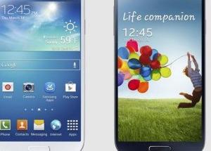 Galaxy S4 được trang bị 2 loại chip khác nhau