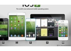 Giao diện thú vị về hệ điều hành iOS 7