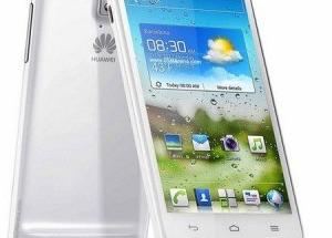 Hai chiếc smartphone cấu hình cao của Huawei
