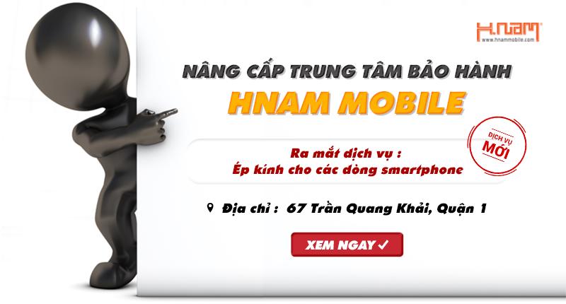 HCARE: Trung tâm bảo hành, sửa chữa hàng công nghệ duy nhất của Hnam Mobile