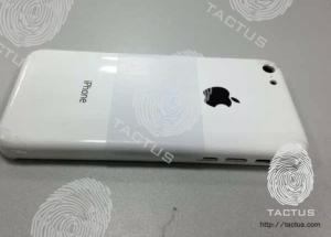 Hình ảnh iPhone giá rẻ dùng vỏ nhựa xuất hiện